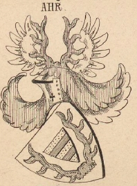 Ahr Coat of Arms / Family Crest 0