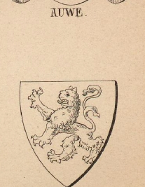 Auwe Coat of Arms / Family Crest 0