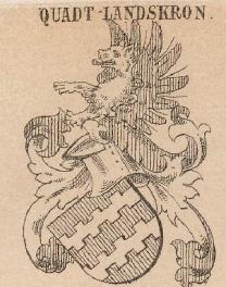 Quadt Coat of Arms / Family Crest 1