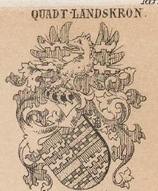 Quadt Coat of Arms / Family Crest 2