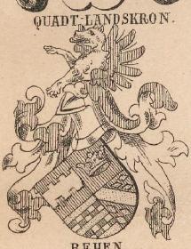 Quadt Coat of Arms / Family Crest 3