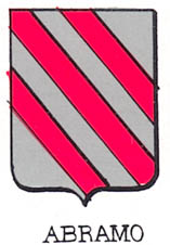 Abramo Coat of Arms / Family Crest 0