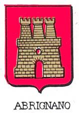 Abrignano Coat of Arms / Family Crest 0