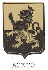 Aceto Coat of Arms / Family Crest 0