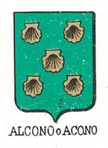 Acono Coat of Arms / Family Crest 0
