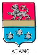 Adamo Coat of Arms / Family Crest 1