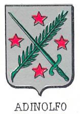 Adinolfo Coat of Arms / Family Crest 0