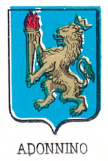 Adonnino Coat of Arms / Family Crest 1