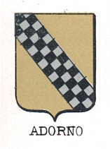 Adorno Coat of Arms / Family Crest 1