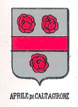 Aprile Coat of Arms / Family Crest 1