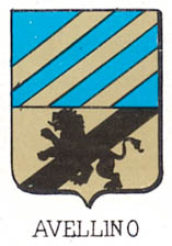 Avellino Coat of Arms / Family Crest 0