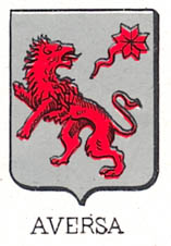 Aversa Coat of Arms / Family Crest 0