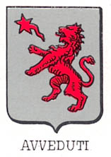 Avveduti Coat of Arms / Family Crest 0