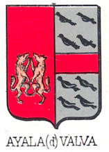 Ayala Coat of Arms / Family Crest 6