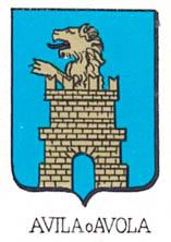 Avila Coat of Arms / Family Crest 1