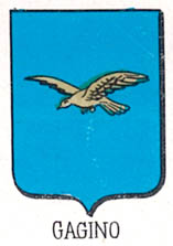 Gaggino Coat of Arms / Family Crest 0