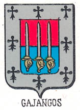 Gajangos Coat of Arms / Family Crest 0