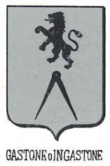 Ingastone Coat of Arms / Family Crest 0