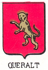 Queralt Coat of Arms / Family Crest 2