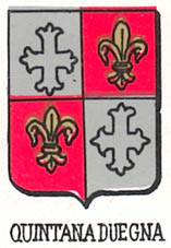 Quintana Coat of Arms / Family Crest 0
