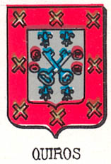 Quiros Coat of Arms / Family Crest 0