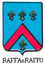 Raffo Coat of Arms / Family Crest 2