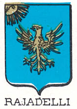Raiadelli Coat of Arms / Family Crest 0