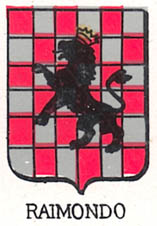 Raimondo Coat of Arms / Family Crest 0