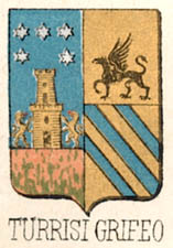 Turrisi Coat of Arms / Family Crest 2