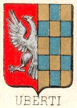 Uberti Coat of Arms / Family Crest 0