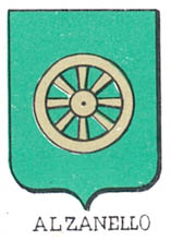 Uczinellis Coat of Arms / Family Crest 0