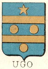 Ugo Coat of Arms / Family Crest 1