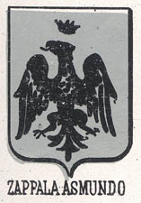 Zappala Coat of Arms / Family Crest 2