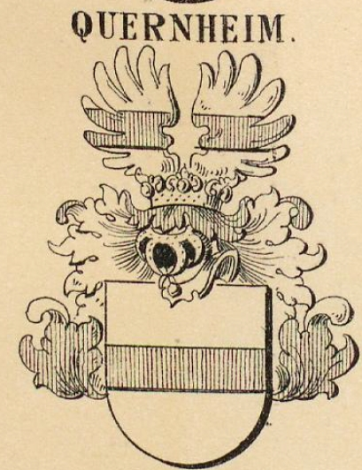 Quernheim Coat of Arms / Family Crest 0
