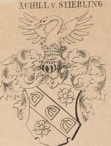 Achill Coat of Arms / Family Crest 0