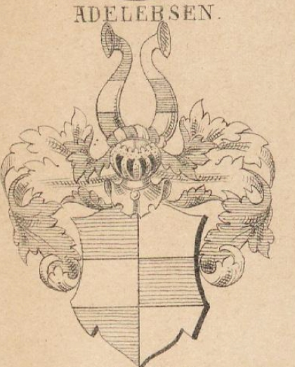 Adelebsen Coat of Arms / Family Crest 0