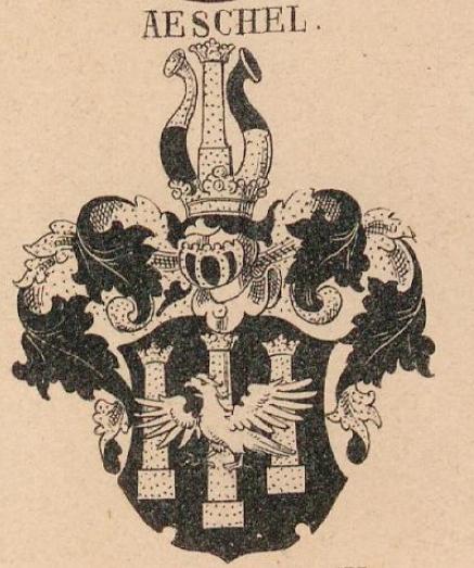 Aeschel Coat of Arms / Family Crest 0