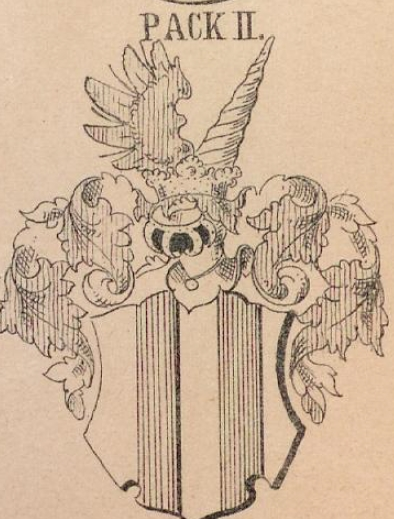 Pack Coat of Arms / Family Crest 1