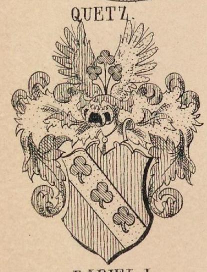 Quetz Coat of Arms / Family Crest 0