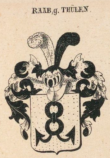 Raab Coat of Arms / Family Crest 0