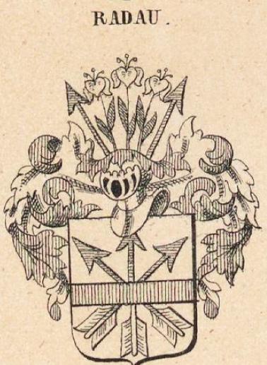 Radau Coat of Arms / Family Crest 0