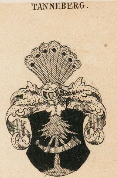 Tanneberg Coat of Arms / Family Crest 0