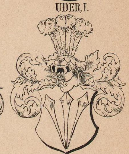 Uder Coat of Arms / Family Crest 0