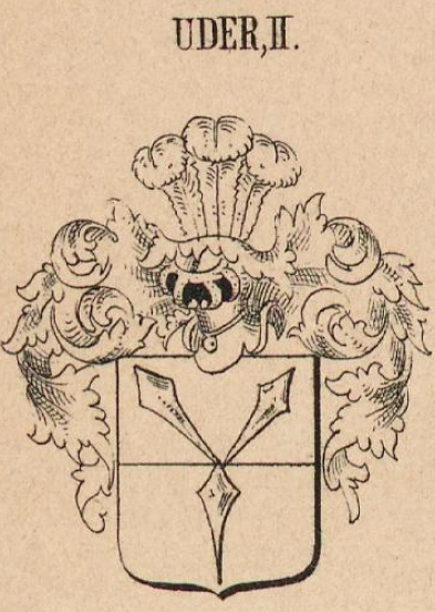 Uder Coat of Arms / Family Crest 1