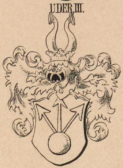 Uder Coat of Arms / Family Crest 2