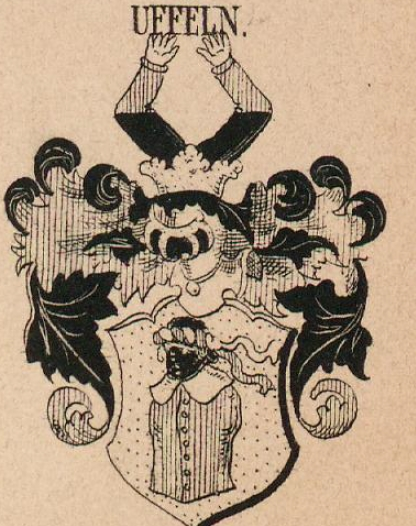 Uffeln Coat of Arms / Family Crest 0