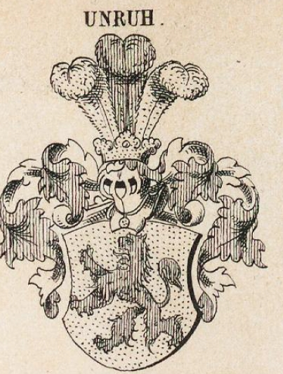 Unruh Coat of Arms / Family Crest 0