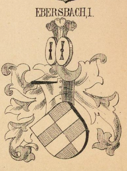 Ebersbach Coat of Arms / Family Crest 0