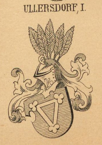 Ullersdorf Coat of Arms / Family Crest 0