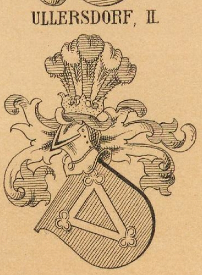 Ullersdorf Coat of Arms / Family Crest 1